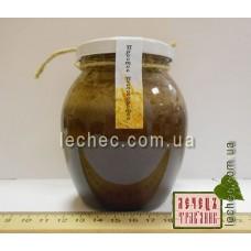 Мед шоколадно-арахисовый