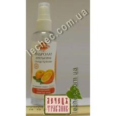 Гидролат апельсина 100 мл с распылителем
