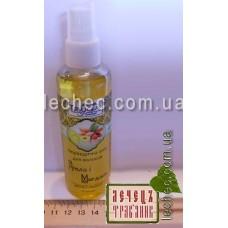 Аюрведическое масло для волос Амла и Миндаль