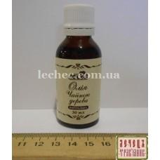 Масло эфирное чайного дерева натуральное