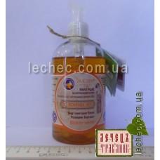 Жидкое мыло на натуральной основе для рук и тела Ривьер Савон Яркая ночь
