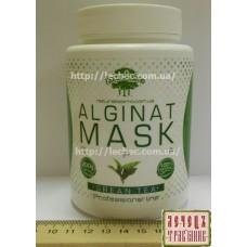 Альгинатная маска с зеленым чаем