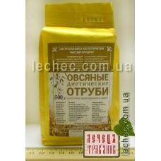 Овсяные отруби диетические с ростком пророщенного зерна