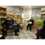 Обзор семинара народной целительницы Елены Светлой: Кофе: вред и польза для здоровья. Альтернативные натуральные энергетики