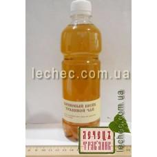 Холодный травяной напиток Сосновый шейк