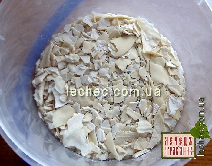 Восстанавливаем пшеничную закваску для хлеба