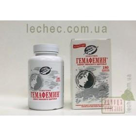 Гемафемин 180 капсул