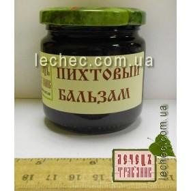 Бальзам пихтовый (Сибирская пихта)