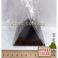Пирамида из шунгита полированная 80х80