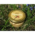 Крем-мед с лесными орехами