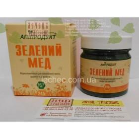 Зелений мед - натуральний мед, мікро водорість спіруліна
