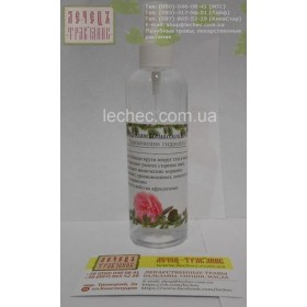 Гидролат Дамасская роза (розовая вода)