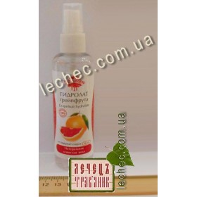 Гидролат грейпфрута 100 мл с распылителем