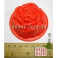 Форма силиконовая порционная Роза. Товар снят с поставки, рекомендуем аналог.