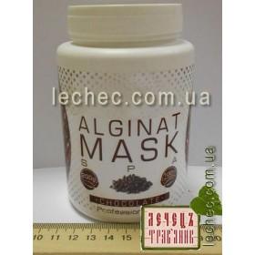Альгинатная маска с шоколадом