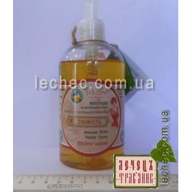 Жидкое мыло на натуральной основе для рук и тела Ривьер Савон Свежесть