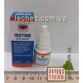 Глазные капли «Isotine»