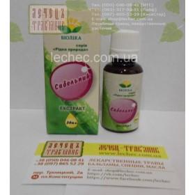 САБЕЛЬНИК (Comarum palustre) - экстракт жидкий