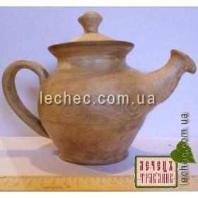 Чайник из глины 0,5 литра