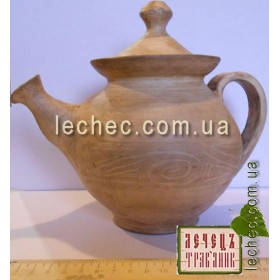 Чайник из глины 1,2 литра