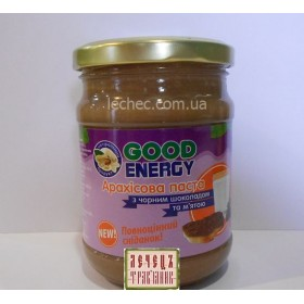 Арахисовая паста с черным шоколадом и мятой
