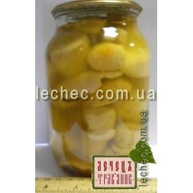 Белый гриб (Boletus edulis) консервированный