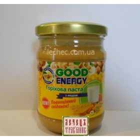 Ореховая паста с медом