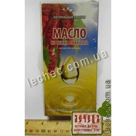 Амаранта масло в упаковке (Amaranthus).