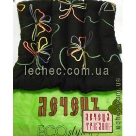 Гречневая подушка сидушка 40x40 см