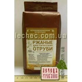 Ржаные диетические отруби с ростком пророщенного зерна