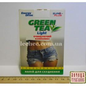 Напиток для похудения «Напиток растворимый с зеленым чаем Light «Energy Drive»