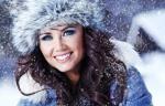 Уход за кожей лица, руками и волосами зимой