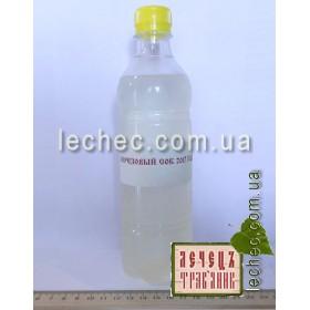 Березовый сок натуральный с апельсином