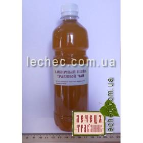 Холодный травяной напиток Имбирный шейк