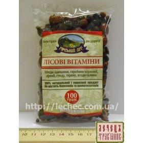 """Чай """"Лесные витамины"""" Карпатский"""