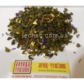 Чай Зеленая улитка с кардамоном