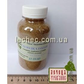 Солодка голая корень измельченный (лакрица, вербенец солодкий, камчуг, солодок)